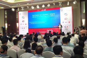 Khai Mac Vietnam ICT Summit 2017