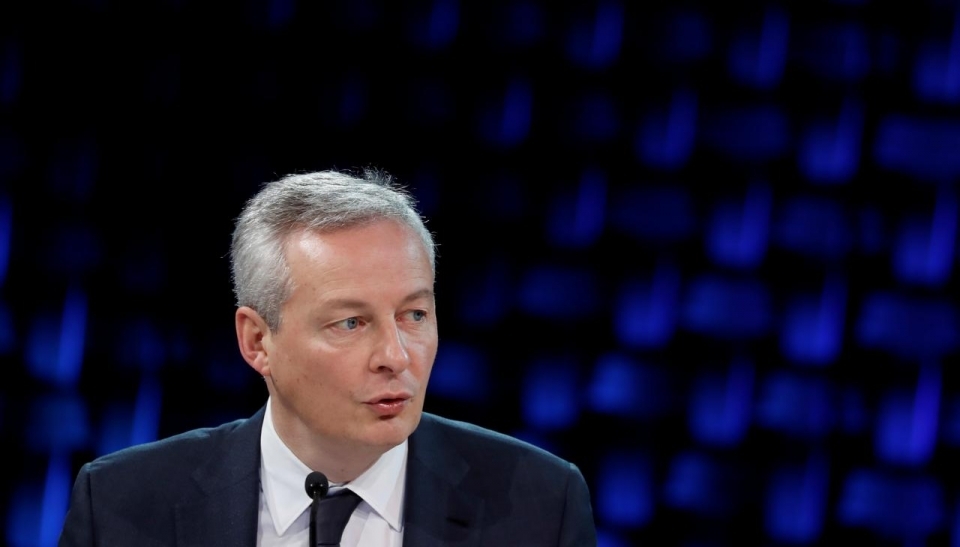 Ong Bruno Le Maire