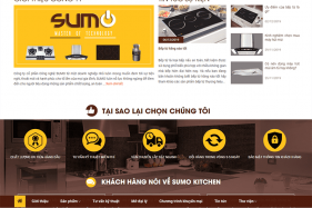 Screenshot Sumokitchen.com.vn 2019.12 3