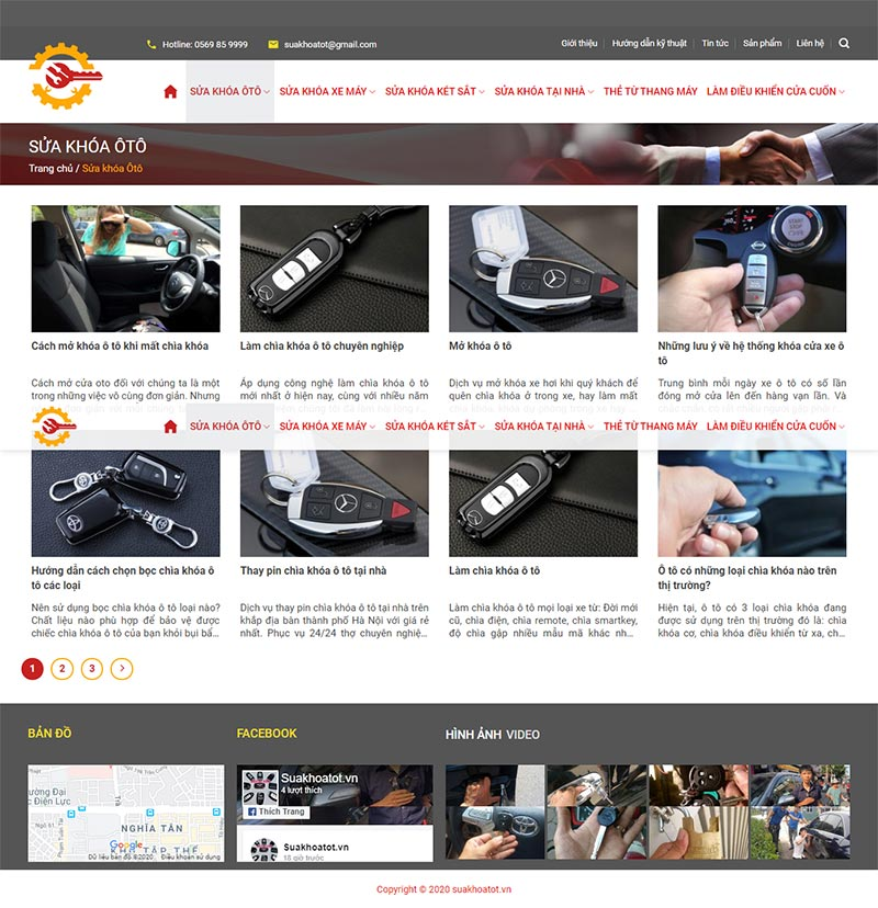 Website Suakhoatot 2